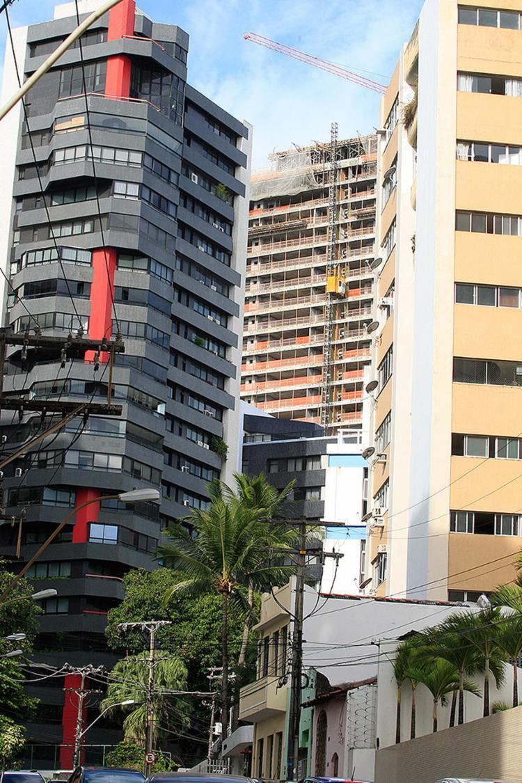 Juros em queda animam o mercado imobiliário - Foto: Mila Cordeiro l Ag. A TARDE