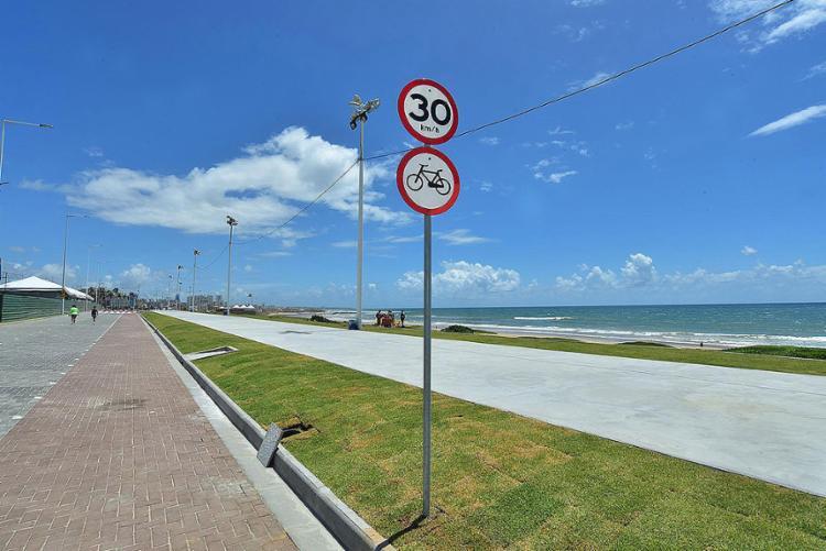 Pista de 1,4 km foi inaugurada na área do antigo Aeroclube - Foto: Max Haack l Secom