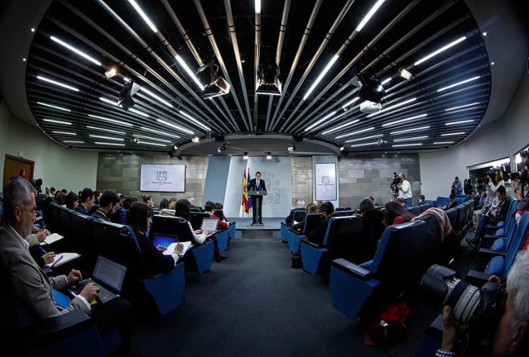 Governo espanhol esperava resultado diferente nas urnas - Foto: Oscar Del Pozo l AFP