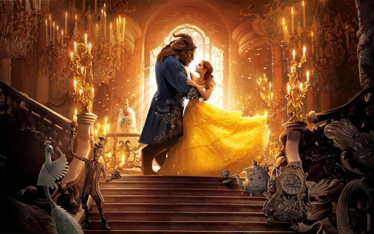 Filme A Bela e a Fera levou às telonas clássico da Disney - Foto: Divulgação