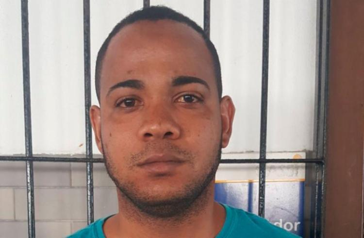 Tiago tinha um mandado de prisão por homicídio em aberto - Foto: Divulgação | SSP-BA