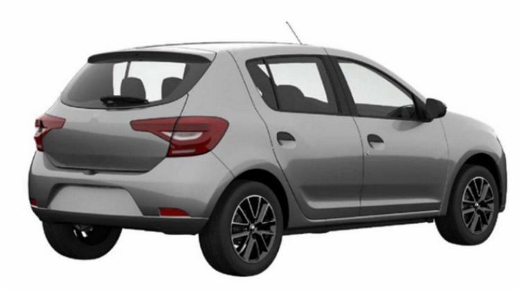Renault registrou no INPI imagens dos modelos - Foto: Divulgação