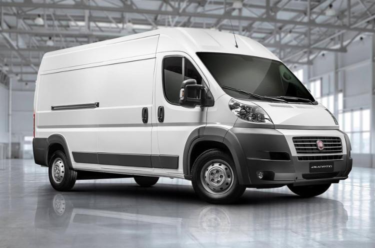 Furgão será importado do México com motor 2.3 turbodiesel do modelo atual - Foto: Divulgação
