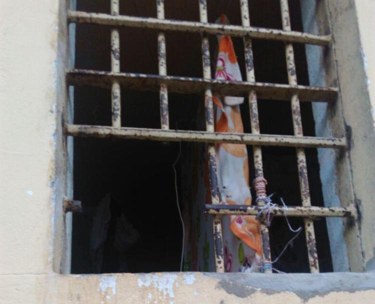 Os detentos serraram a grade de proteção da cela para fugir - Foto: Divulgação | Sinspeb