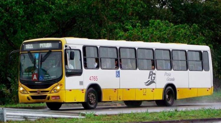 A empresa circula no Subúrbio Ferroviário de Salvador e o centro da cidade - Foto: Reprodução   Ônibus Brasil