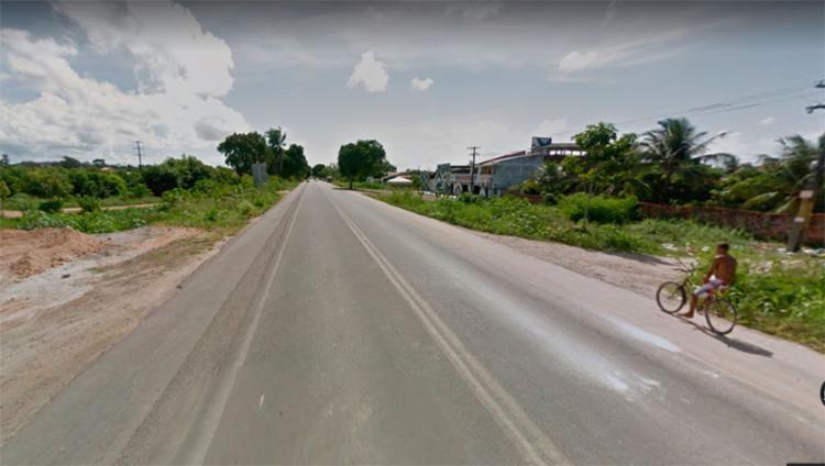 Bando praticava assaltos na região de Barra do Pote - Foto: Reprodução | Google Maps