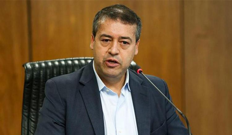 Ronaldo Nogueira assumiu o Ministério do Trabalho em maio do ano passado - Foto: Marcelo Camargo l Agência Brasil