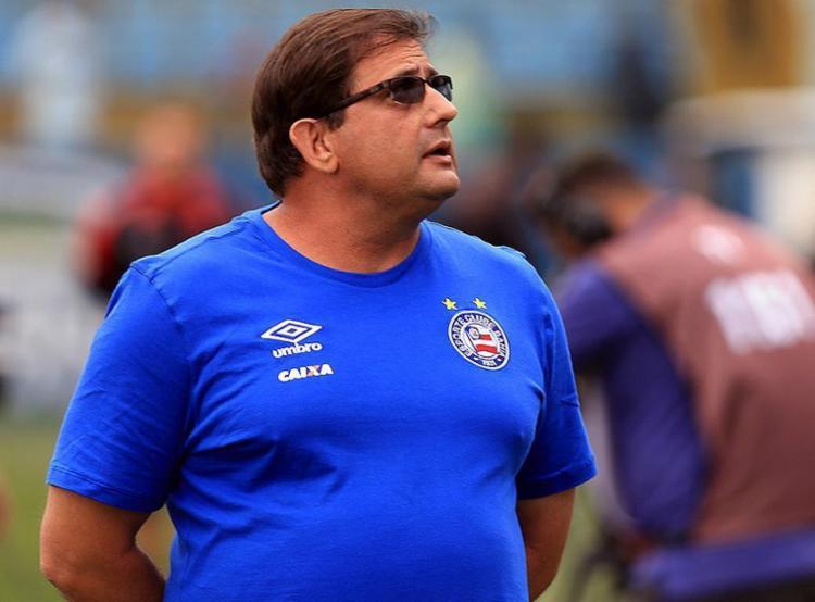 Guto Ferreira, técnico do Bahia - Foto: Felipe Oliveira l Divulgação