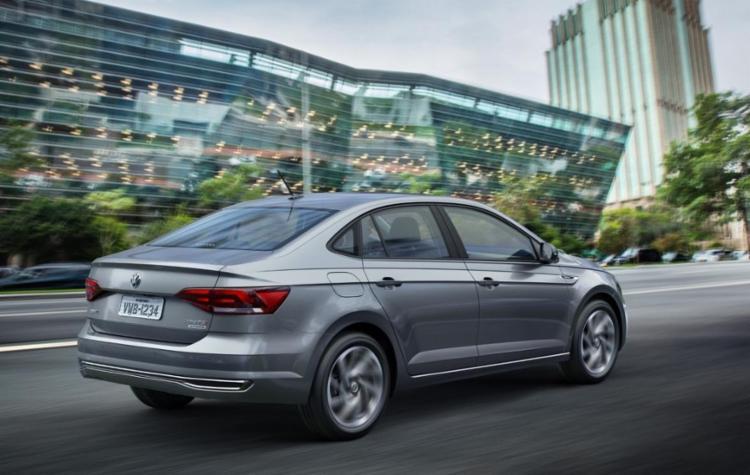 Volkswagen Virtus abrirá safra de lançamentos de 2018 - Foto: Divulgação