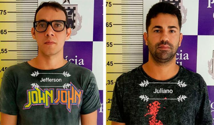 Eles vendiam a mercadoria roubada em seus mercadinhos - Foto: Divulgação | SSP-BA