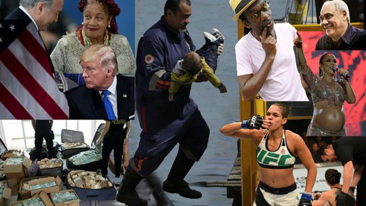 Acontecimentos que marcaram a Bahia, o Brasil e o mundo - Foto: Montagem | Ag. A TARDE
