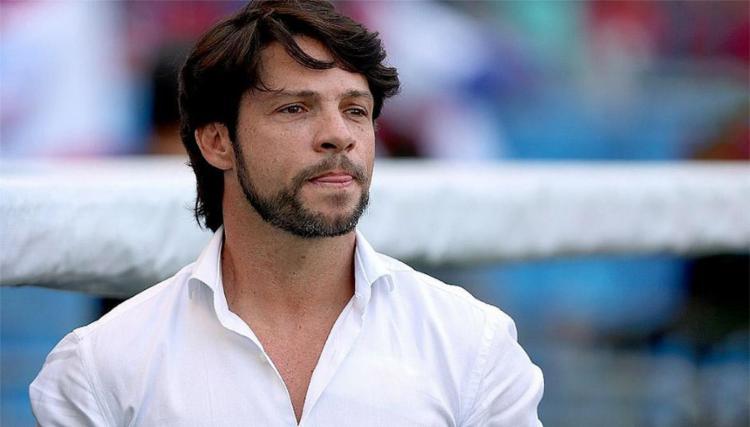 Preto Casagrande, ex-técnico do Esquadrão - Foto: Felipe Oliveira l EC Bahia l Divulgação