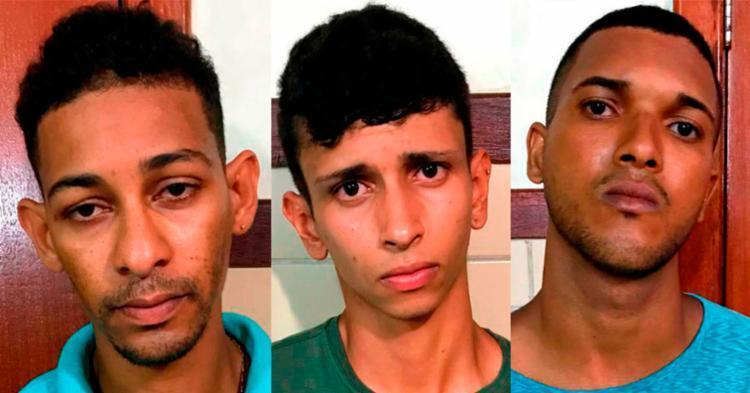 Eles revelaram que pretendiam vender as drogas do Festival da Virada, na Boca do Rio - Foto: Divulgação | SSP-BA