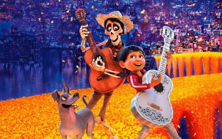 Filme da Pixar que aborda a tradição mexicana de comemorar com festa o Dia dos Mortos - Foto: Divulgação