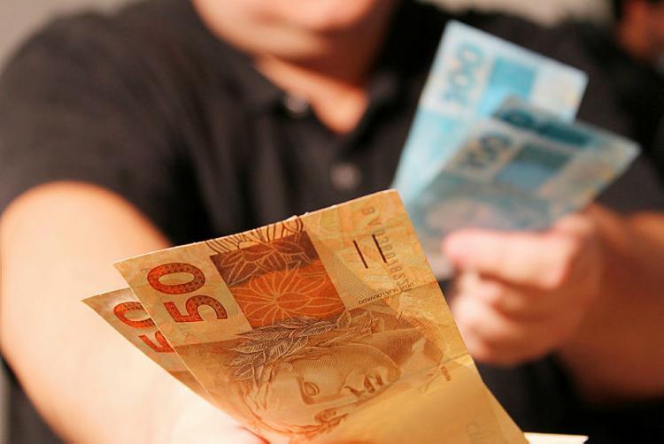 Valor divulgado é R$ 11 menor do que o previsto inicialmente - Foto: Marcos Santos / USP Imagens