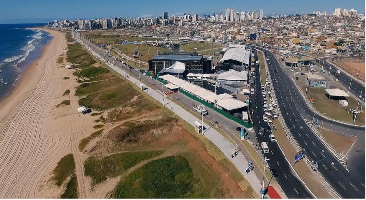 Evento acontece na Arena Daniela Mercury, localizada na orla da Boca do Rio - Foto: Divulgação | Secom