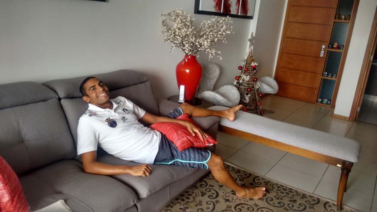 Allan quer se manter em alto nível em 2018 para chegar bem à seletiva olímpica em 2019 - Foto: Aurélio Lima | Ag. A TARDE