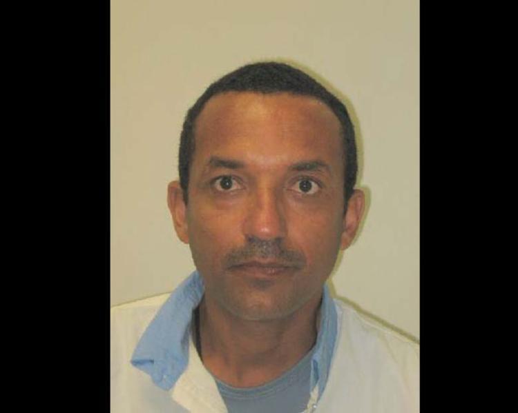Remerson Lima de Souza, 41 anos, quase decapitou Joelma Reis na frente das filhas - Foto: Divulgação | SSP-BA