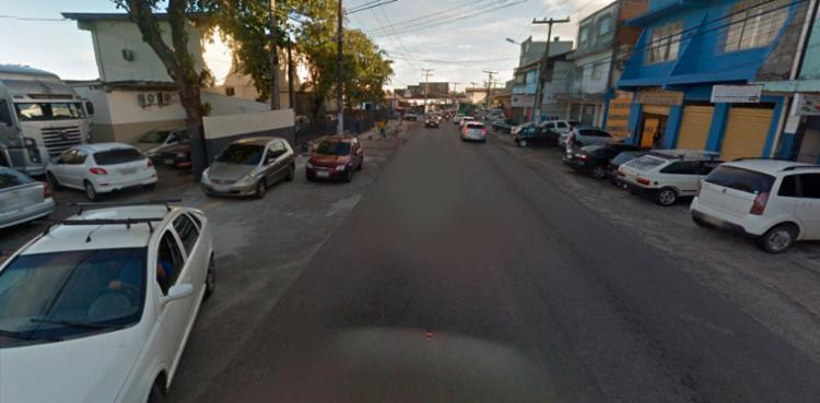 Acidente aconteceu na Estrada de Campinas - Foto: Reprodução   Google Maps