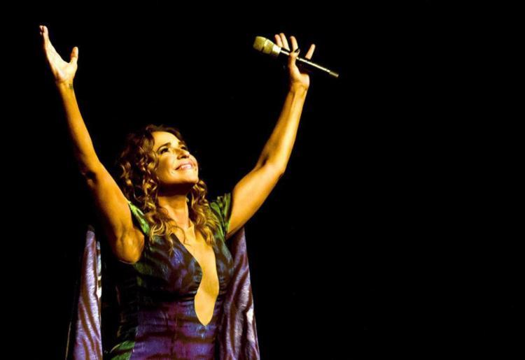 Cantora compartilhou a notícia com os fãs no Instagram - Foto: Celia Santos | Divulgação