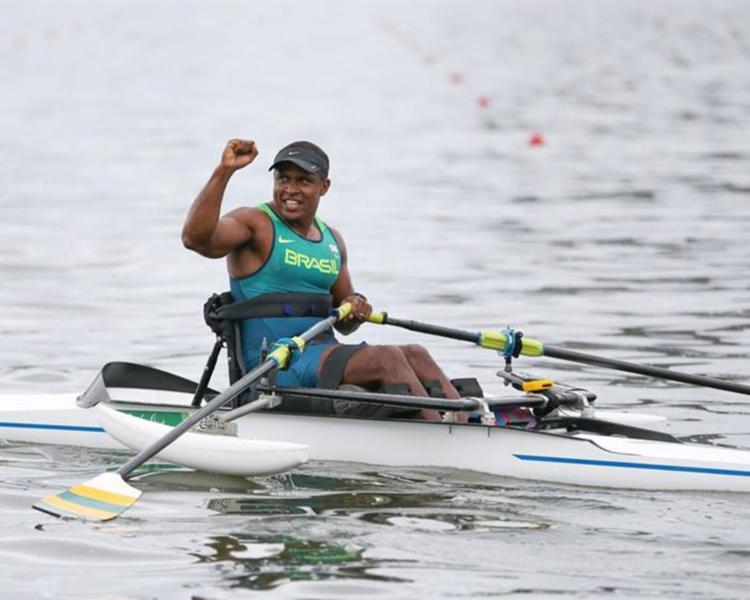 o atleta representou o Brasil na Paralimpíada do Rio de Janeiro em 2016 - Foto: Reprodução