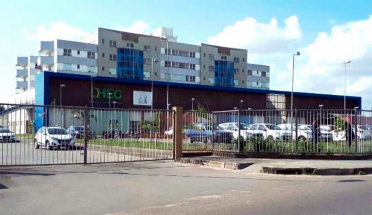 A criança morreu no Hospital Estadual da Criança, em Feira - Foto: Ed Santos | Acorda Cidade | Reprodução