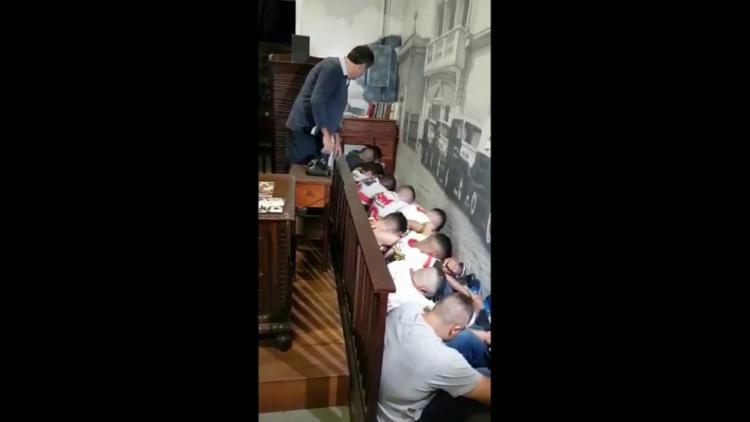 Nove adultos e dois adolescentes foram encaminhados para a Deatur - Foto: Reprodução | Polícia Civil