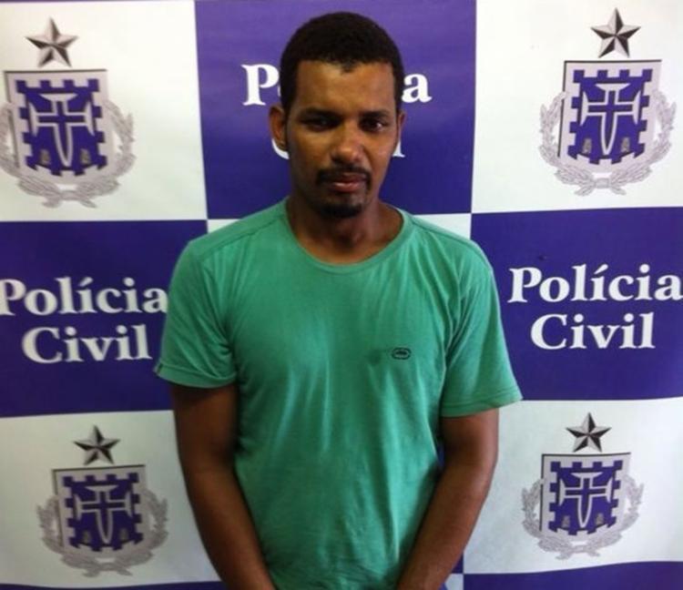 Ismael Morais já tinha estuprado uma menina de 13 anos em 2007 - Foto: Polícia Civil | Divulgação