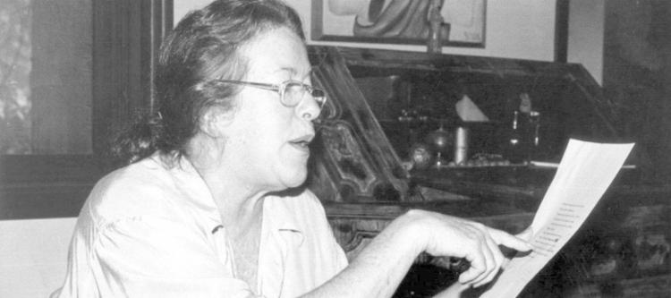 Escritora paulista teve maior parte do reconhecimento só depois de sua morte, em 2004, e nutria relação complicada com o mercado editoria - Foto: Reprodução | Instituto Hilda Hilst