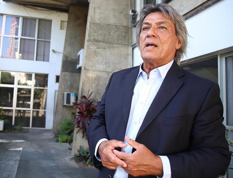 Fernando Jorge, candidato a presidente pela chapa 'Voltar a Sorrir' - Foto: Joá Souza l Ag. A TARDE