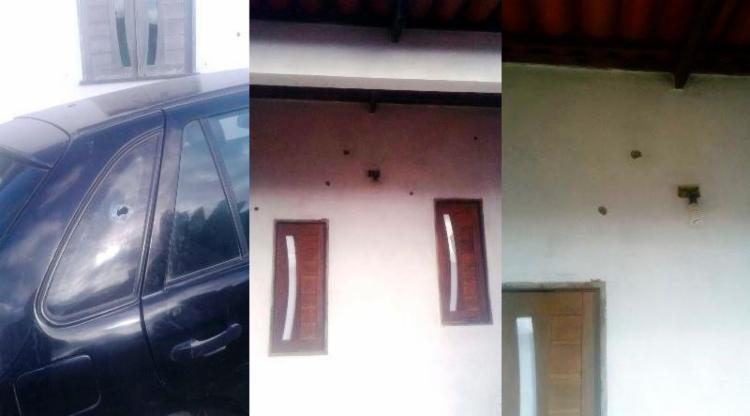 A polícia vai investigar se o atentado tem alguma motivação política - Foto: Reprodução | Facebook