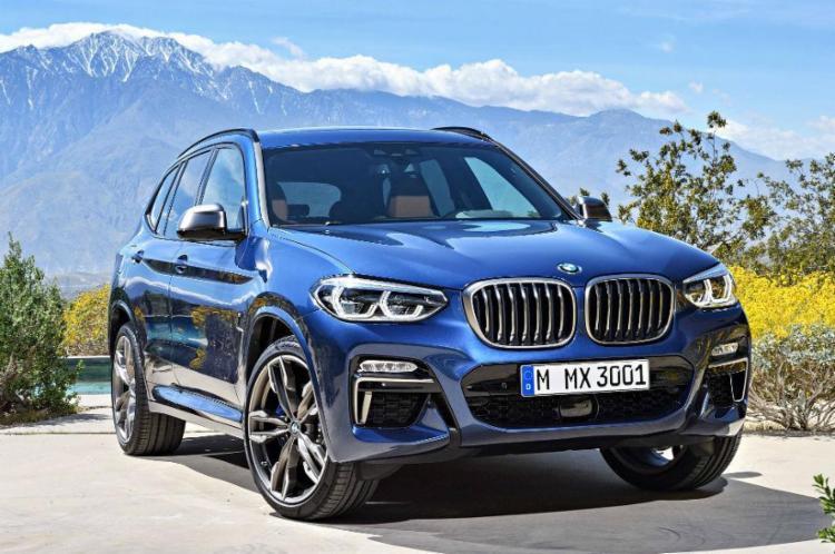 Novo BMW X3 já está em pré venda - Foto: Divulgação