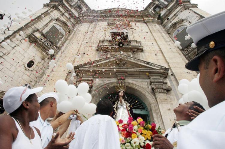 Data celebra o dia de Nossa Senhora da Conceição da Praia, a padroeira da Bahia - Foto: Joá Souza | Ag. A Tarde | 08.12.2012