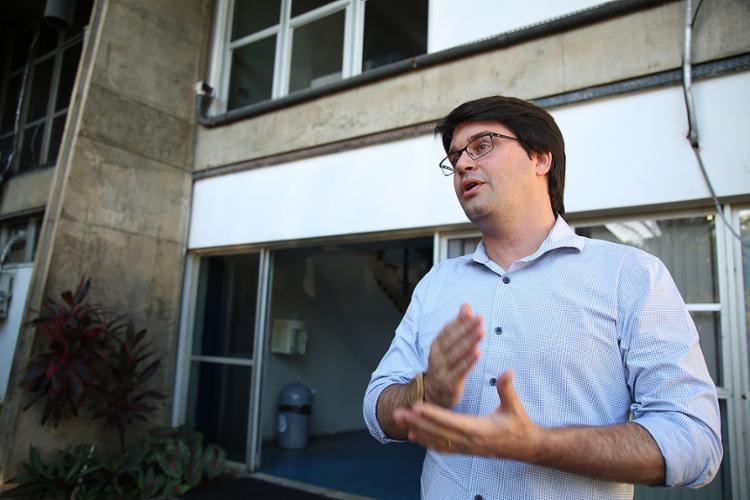 Guilherme Bellintani, candidato a presidente pela chapa 'Bahia 3.1' - Foto: Joá Souza l Ag. A TARDE