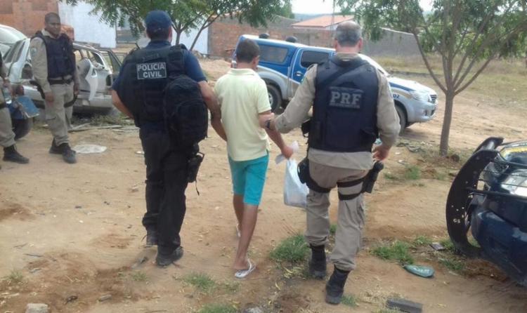 Operação reuniu Polícia Rodoviária Federal, Polícia Militar e Polícia Civil - Foto: Divulgação | Polícia Rodoviária Federal