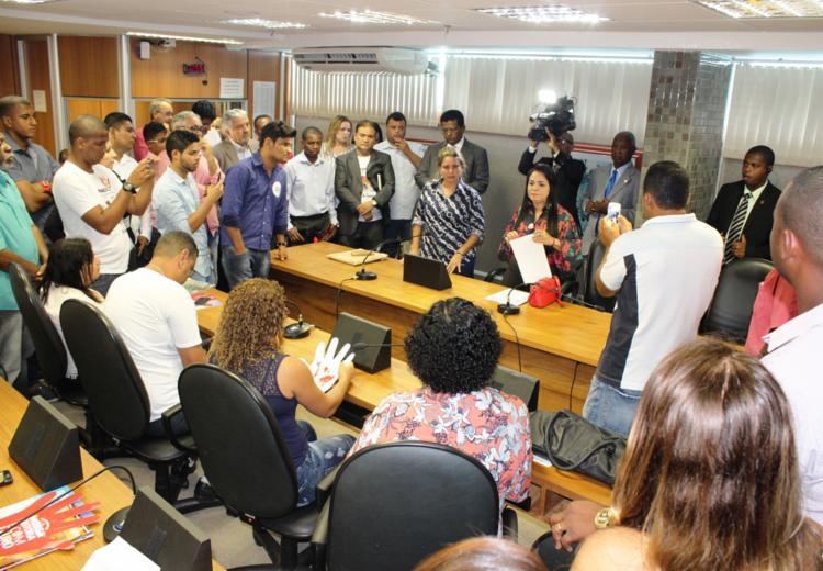 A prefeita Moema Gramacho fez uma solicitação oficial para que Lauro de Freitas esteja na pauta da próxima reunião da comissão - Foto: Divulgação