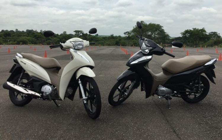 Biz estreia novo design e duas opções de motores - Foto: Divulgação