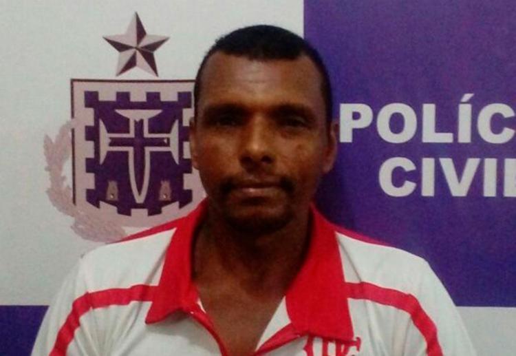 Nilton foi detido na cidade de Ubatã - Foto: Divulgação   Polícia Civil
