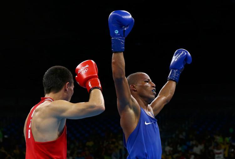 Robson é o atual campeão olímpico da categoria peso-leve - Foto: Peter Cziborra | Reuters | 12.08.2016