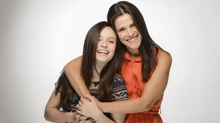 Larissa Manoela e Ingrid Guimarães no filme Fala Sério, Mãe! - Foto: Divulgação