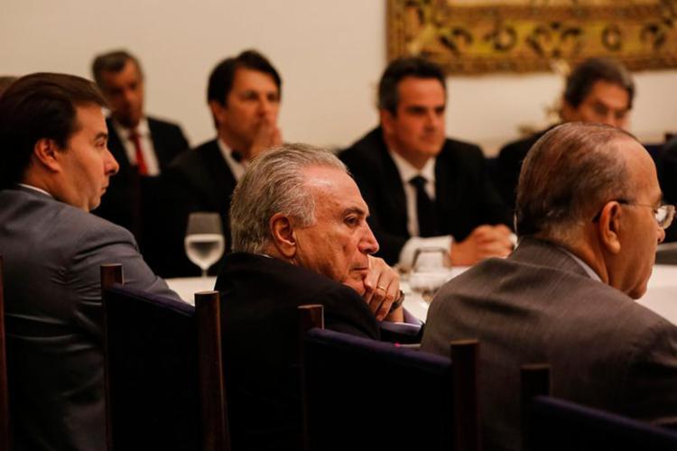 Inicialmente, a previsão do governo e da base aliada era votar a proposta já na semana que vem - Foto: Marcos Corrêa l PR