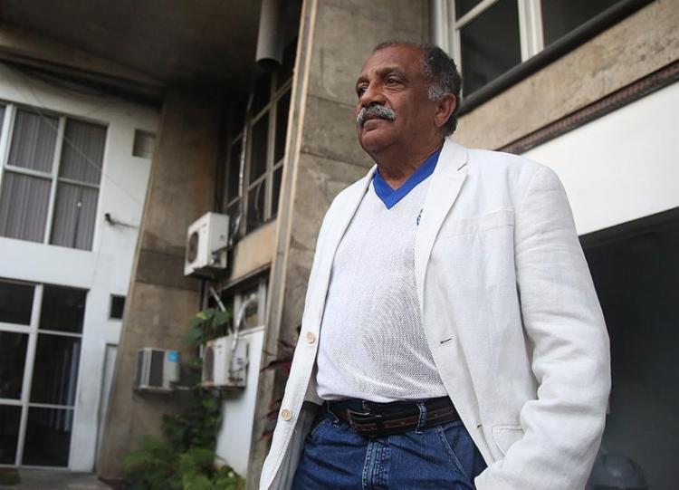 Ex-preparador físico do Esquadrão, Nelsival concorria à presidência pela chapa 'Bahia Gigante' - Foto: Joá Souza l Ag. A TARDE