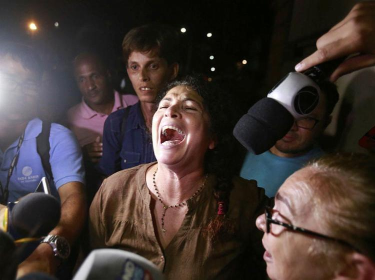 Marinúbia, mãe das vítimas, considerou absolvição