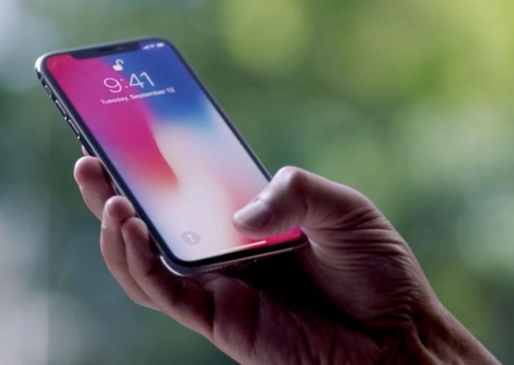 IPhone X comemora os dez anos do lançamento da primeira versão do smartphone da Apple - Foto: Divulgação