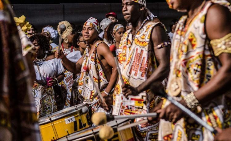 Ilê Aiyê participa do evento em homenagem a Rainha do Mar - Foto: Fafá | Divulgação
