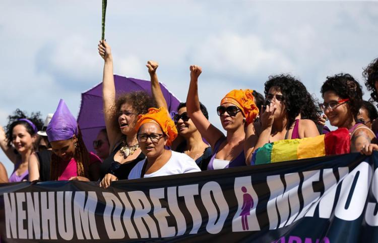 Eventos são organizados de forma local - Foto: Marcelo Camargo | Agência Brasil