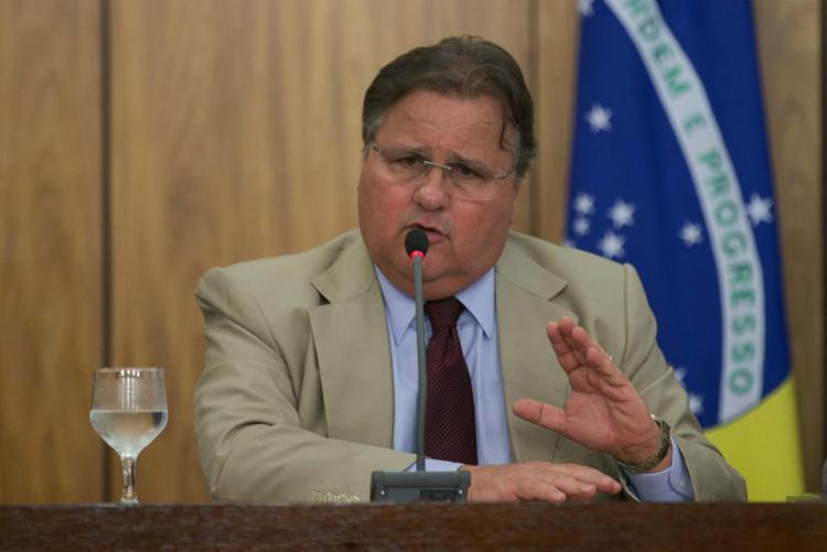 O relator do caso, ministro Edson Fachin, já havia decidido que Geddel poderia acompanhar as audiências por videoconferência - Foto: Rodrigues Pozzebom | EBC | Fotos Públicas