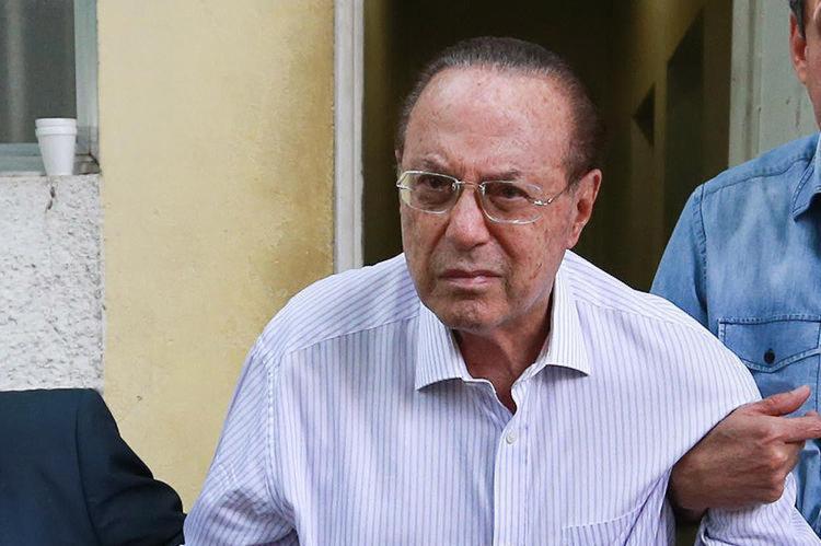 Deputado de 86 anos estava cumprindo pena de 7 anos, 9 meses e 10 dias por lavagem de dinheiro em regime fechado na Papuda - Foto: Tiago Queiroz l Estadão Conteúdo