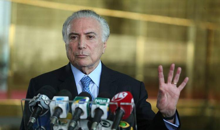 Temer não tem pressa e pode decidir até julho sobre candidatura - Foto: José Cruz l Agência Brasil