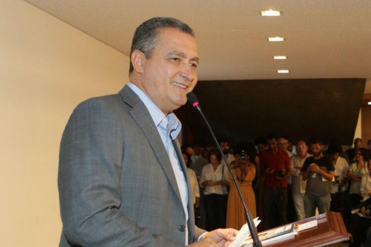 Rui Costa fechará 6 de julho o período em que pode transitar como governador - Foto: Mateus Pereira | GOVBA